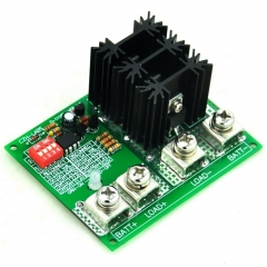 CZH-LABS Low Voltage Disconnect Module LVD, 24V 80A, Protect/Prolong Battery Life.