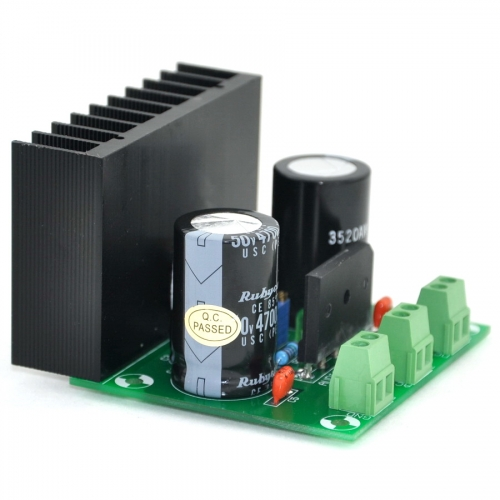 AUDIOWIND 5 Amps 1.5 to 32V Adjustable Voltage Regulator Module.