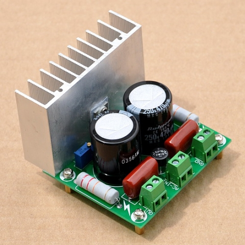 ELECTRONICS-SALON High-Voltage Adjustable Regulator Module Based on TL783.