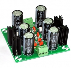 AUDIOWIND Low Noise +/-15V Regulator Module, for Audio Preamp.