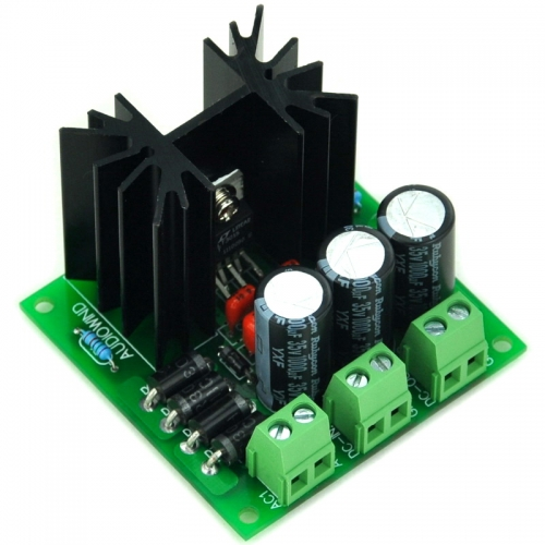 AUDIOWIND Ultra-low Noise <60μV Adjustable Negative Voltage Regulator Module, LT3015ET.