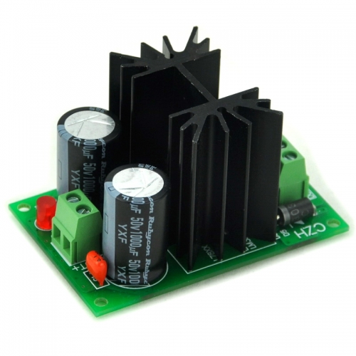 CZH Positive 12V DC Voltage Regulator Module Board.