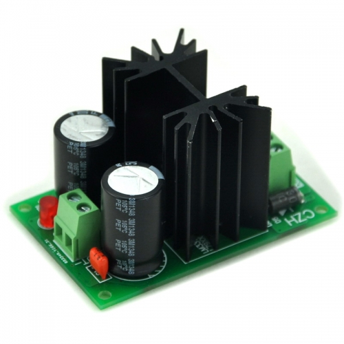 CZH Negative 1.25~37V DC Adjustable Voltage Regulator Module.