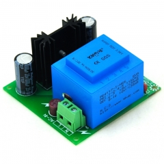 CZH-LABS Input AC115V Output DC1.25~15.8V Adjustable Voltage Regulator, Power Transformer.