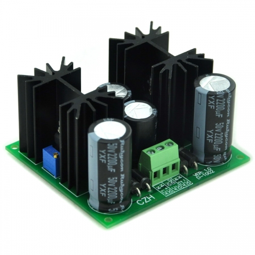 CZH Positive and Negative +/- 1.25~37V DC Adjustable Voltage Regulator Module.