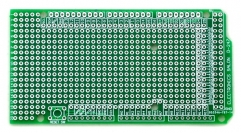 Prototype PCB for Arduino Mega 2560 R3 Shield Board DIY.