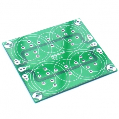 Capacitor Filter PCB, for Upgrade Audio Power Amplifier.