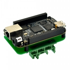 DIN Rail Mount Adapter for BeagleBone Black