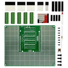 Prototype DIY PCB Terminal Block Board Kit for Arduino UNO R3