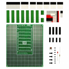 Prototype DIY PCB Terminal Block Board Kit for Arduino MEGA2560 R3