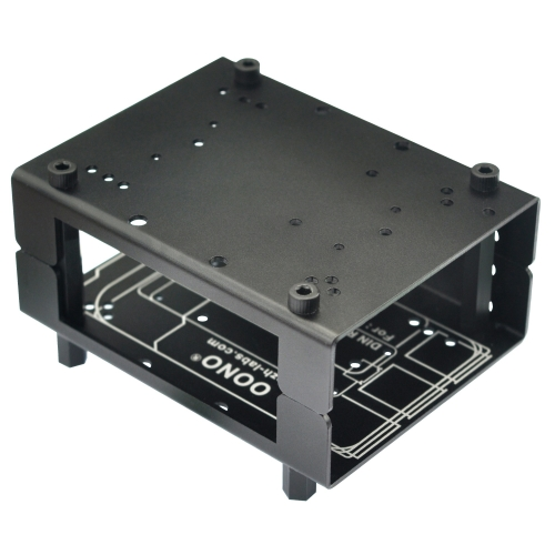 Semi-enclosed Enclosure Kit for Raspberry Pi BeagleBone Arduino UNO Mega