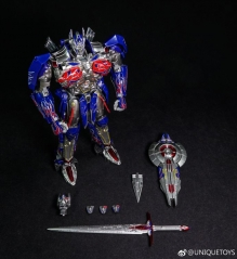 (Pre-order)! Transformer Unique Toys UT R-02 Challenger MP10 Optimus Prime