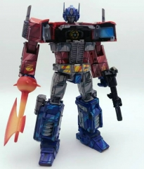 Transformer Toy Non-brand Masterpiece MP-10CS MP10CS Optimus Prime Cell Shaded Version
