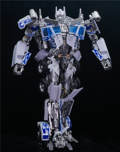 Transformer Toy LegendaryToys LT02-W LT-02W LT02-W Optimus Prime MPM-04 White Version