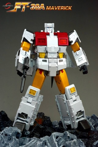 Transformer Toy Fans Toys FansToys FT-30A FT30A Maverick Silverbolt Superion Ethereaon Aerialbots