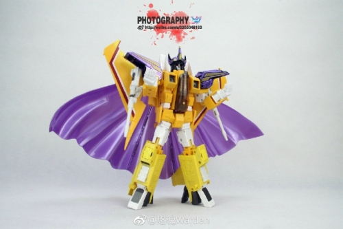 Transformers Toy YES MODEL YM MP-11S Sunstorm Sun Storm