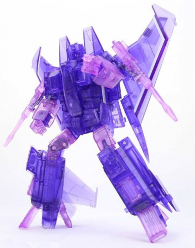 Transformer Toy Yes Model YM-07 YM07 Seeker Jet Current Rainmaker Rain Maker Coneheads