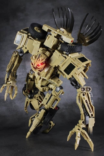 Transformer Toy TF Dream Factory GOD-09 GOD09 Bonecrusher Movie Leader Class