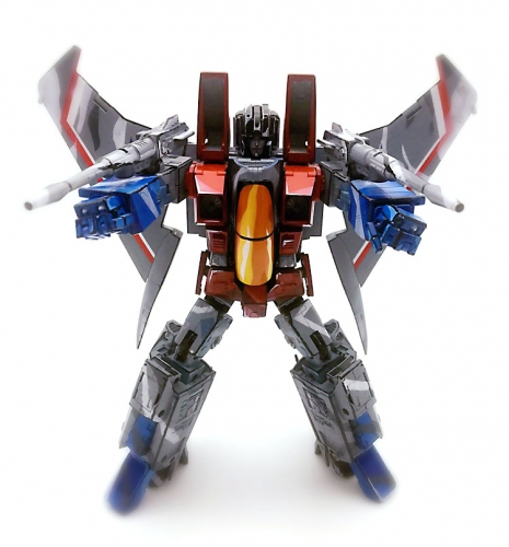 Transformer Toy Yes Model YM-03J YM03J MP11CS Starscream Cell Shaded Limited Comic version