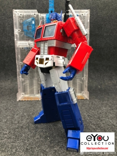 Transformer Transform Elemen TE-01 TE01 Masterpiece MP-10 MP10 Optimus Prime