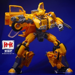 Transformer Toy Black Mamba BMB H6001-3 Mechanical Alliance Bumblebee Die-cast Alloy Movie Series