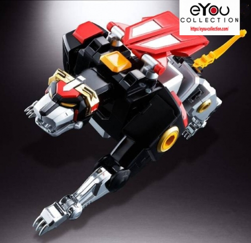 Transformer Toy Fantasy Jewel FJ-BSW05 Black Lion Voltron Defender of the Universe