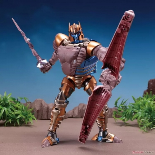 Transformer Toy None Brand Masterpiece MP-41 MP41 Dinobot KO