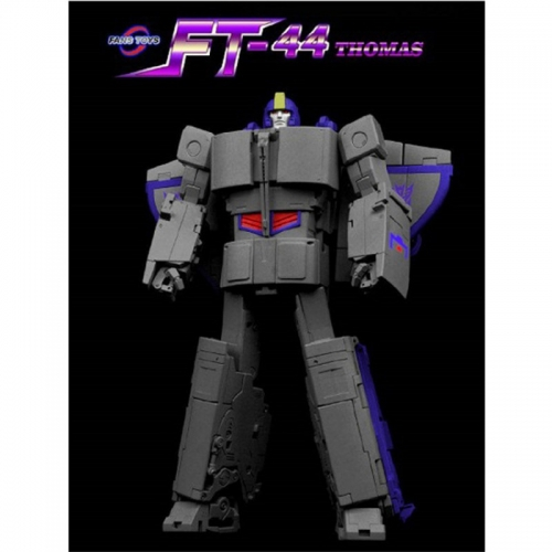 Transformer Toy FansToys FT FT-44 FT44 Thomas Astrotrain Chigurh Triple Changer