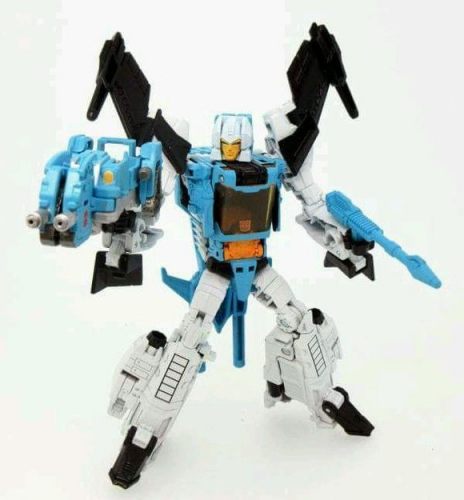 Transformer Toy Takara Tomy LG-39 LG39 Brainstorm IDW Legends Headmaster