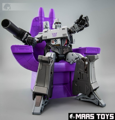 Transformer Maas Toys MA-001 MA001 Tyrant Throne for MP-36 MP36 Masterpiece Megatron