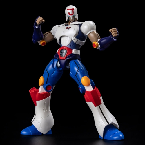 "Action Figure Sentinel Toys Frame Action Meister PlaWres Sanshiro Juohmaru 12cm 4.7"" Tall"