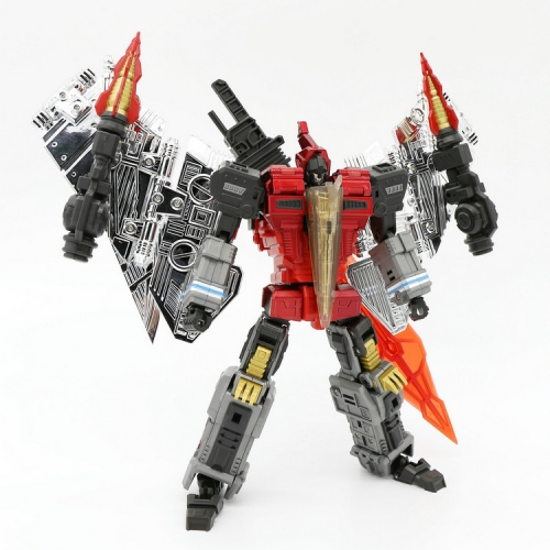 G-Creation Shuraking SRK-04 SRK04 Blade Soar Swoop Dinobot Combiner