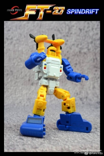 FansToys Fans Toys FT-27 FT27 Spindrift Seaspray Beachcomber
