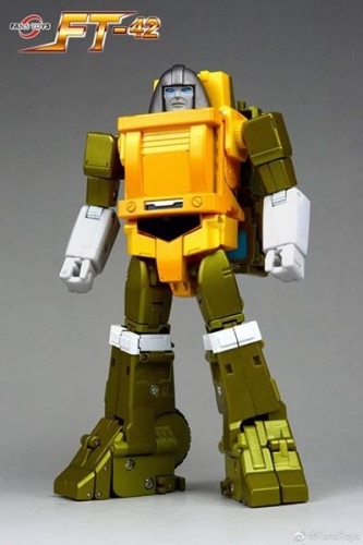 (Pre-order)Transformer Toy Fans Toys FansToys FT-42 FT42 Hunk Brawn