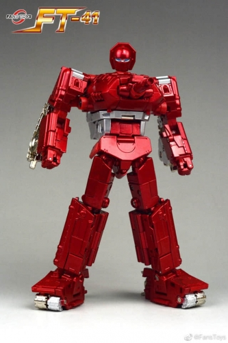 Transformer Toy Fans Toys FansToys FT-41 FT41 Sheridan Masterpiece Warpath