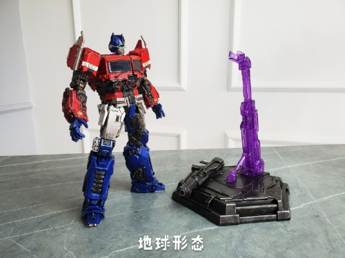 Deluxe Version: Transformer ToyWorld Toy World TW TW-F09 TWF09 Freedom Leader Bumblebee Movie Optimus Prime OP
