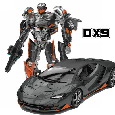 Transformer DX9 Toys K-3 K3 La Hire Rodimus Hot Rod