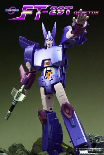 FansToys Fans Toys FT FT-29T FT29T Quietus Cyclonus Limited Version
