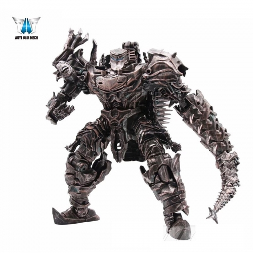 (Black Mamba) Aoyi Mech LS-11 LS11 Ancient Leader Scorn Oversized with LED eyes