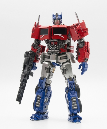 (Black Mamba) Aoyi Mech LS-13 LS13 Tactical Commander Optimus Prime