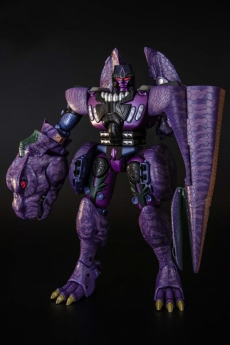 (In Stock) Transformers ToysMage TM01 TM-01 Beast War Megatron WITH Sound Effect & Lit Up Eyes KO MP43 MP-43