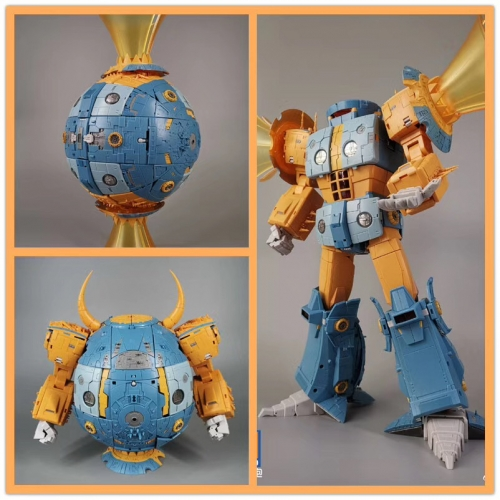 HUGE Unicron! Alt mode 24cm/9.44''/ Robot mode 45cm/17.7'' Transformer 01-Studio 01Studio CELL Unicron Lord of Chaos