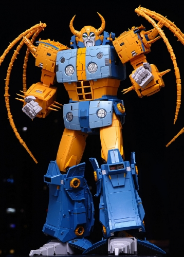 (In stock)HUGE Unicron! Alt mode 24cm/9.44''/ Robot mode 45cm/17.7'' Transformers 01-Studio 01Studio CELL Unicron Lord of Chaos