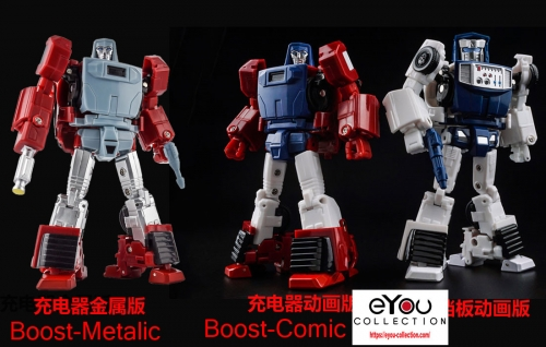 Transformer XTransbots X-Transbots XTB MM-VI MMVI MM-6 MM6 Boost Windcharger Reissue Cartoon Toon Comic version