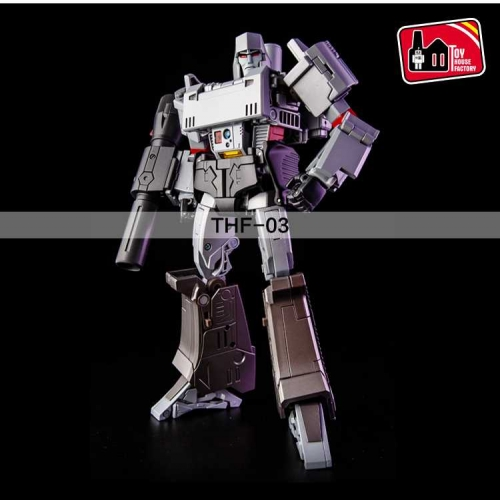 Transforms Toy House Factory THF-03 THF03 Dynastron Megatron Mp Scale Action Figure New In Stock