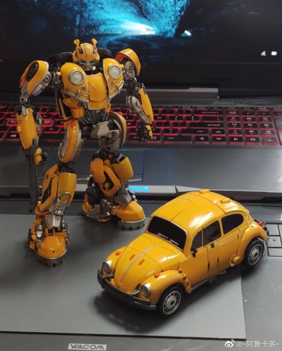 (Pre-Order) Transformer Toy Transcraft TC-02 TC02 Bumblebee Hornet