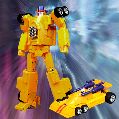 (In stock!Faster delivery!) FansToys Fans Toys FT FT-31D FT31D Smokey Dragstrip Drag Strip Stunticons Menasor