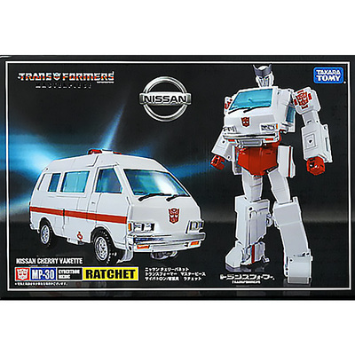 (In stock!Faster delivery!) Transformers Masterpiece KO MP30 MP-30 Ratchet