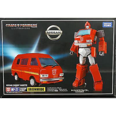 (In stock!Faster delivery!) Transformers Masterpiece KO MP27 MP-27 Ironhide
