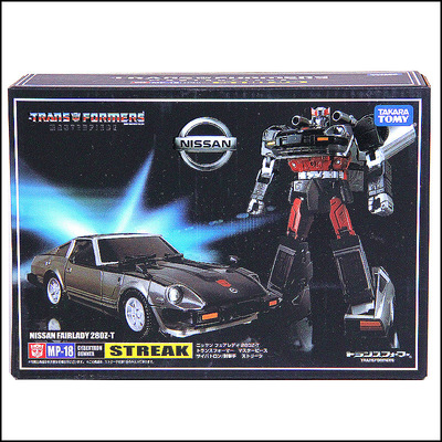 (In stock!Faster delivery!) Transformers Masterpiece KO MP18 MP-18 Streak